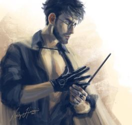 Master of Death - HP by Asha47110