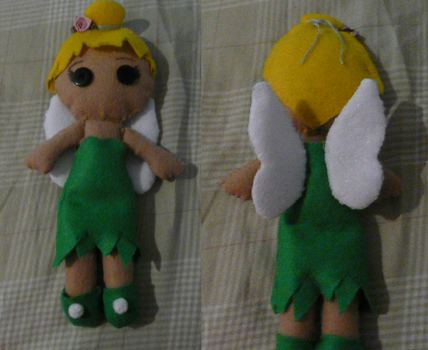 Tinkerbell Plush by Xandi5anders