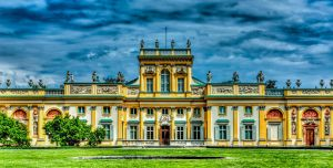 The Baroque Royal Palace in Wilanow by A1k3misT