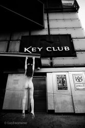 Key Club, Hollywood by MarloMarquise