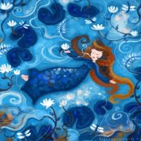 ophelia by libelle