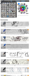 Krita Brushkit v8.2 update by Deevad