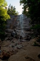 Arethusa Falls 1 by VulgarDisplayOfHench