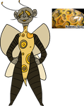 [closed] shes a goddamn bee by cynful-adopts