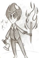 Don't Starve - Wilson by RossmaniteAnzu
