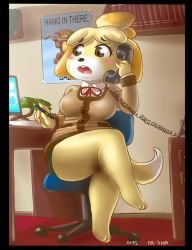 Isabelle-2 by Mr-Shin