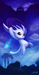 Ori by Kittrix