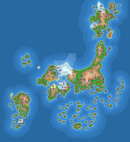 Pokemon World First Continent V2 by Flurmimon