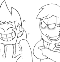 HA Nerd! (Tomsworld Animatic) by Squiddydraws
