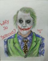 The Joker by sonu9