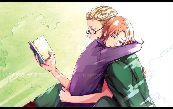 APH--Feliciano and Ludwig 1 by zxs1103
