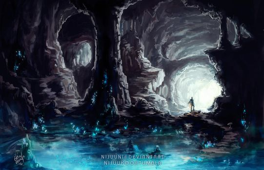 Cavern by Nijuuni