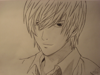 Light Yagami by nuesschen007