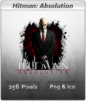 Hitman Absolution - Icon by Crussong