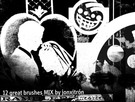 great 12 brushes MIX by jonxitron