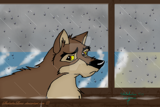 Raining day by ShalaskaLuna