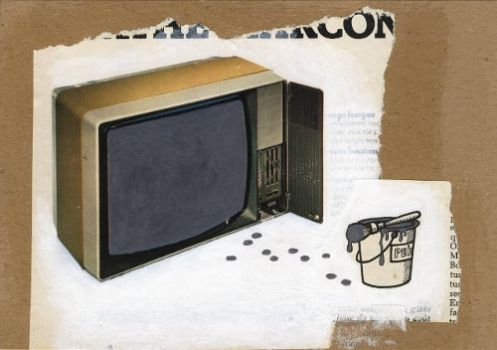 la television by the-Px-corporation