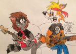 Kevin and Deryck by Fox-Jake