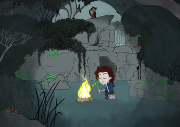 The Grotto by ArtlessDesigns