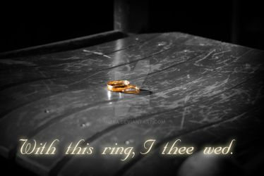 With This Ring, I Thee Wed by Mizra