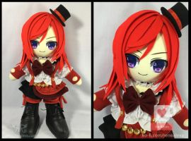 Nishino Maki 40cm by renealexa-plushie