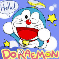 Doraemon by sayrenson