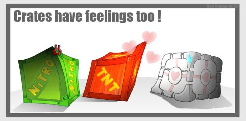 Crates have feelings by Don-ko
