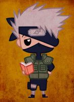 KAKASHI SD by benlikesit