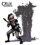 Crux: Who you gonna call? by Bilious