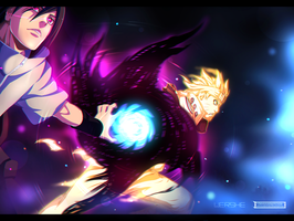 Naruto 641 - A Combination Attack! (COLLAB) by DeviousSketcher