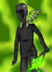 .:Com/Roblox:. Slasher havin' some Gelid Fun by ErinFlame