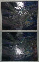 Flow art 3. by TheeDragonNight