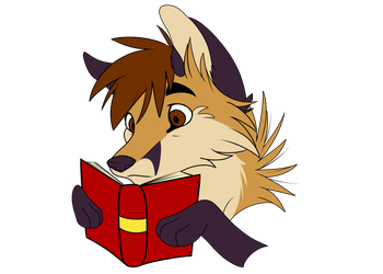 [Commission] NickRoth Reading by FigoFox