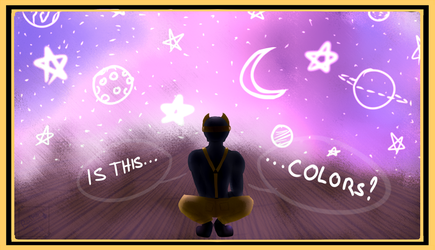 COMIC| Aesthetic challenge| Colors 6 by ZGD-Raiko