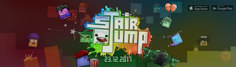 StairJump Cover Photo + Trailer by HealTheIll