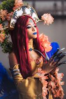 Lilith - Trinity Blood I by the-mirror-melts