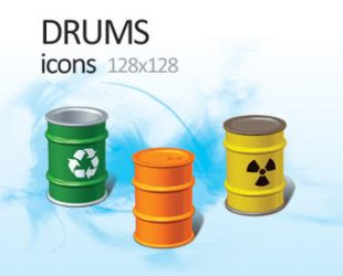 Drums - Icons by gamBito2k
