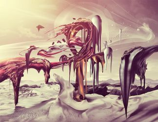 Melted Life by hicky2