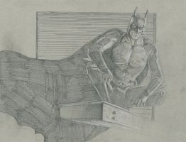 The Dark Knight by amherman