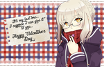 Valentine's Day with Mysterious Heroine X Alter by Seraphinae