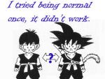 Normal is overated by shinigamisgem