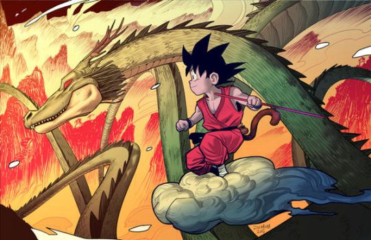 Dragon Ball_Shenglong by Dan-Mora