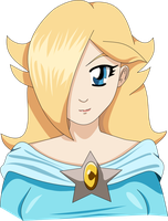 rosalina-vector-color by mewtwo8