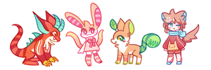(CLOSED) Smol Adopts by scarletscreations