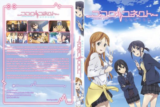 Kokoro Connect Cover by anouet