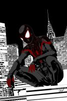 Ultimate Spider-Man by danecypel
