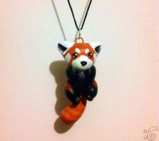 Lil' Red Panda by TheHarley