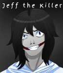 Jeff the Killer Practice by MashiManxxx
