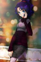 :SS: Waiting for You by DesireeU