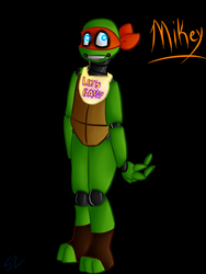 Mikey-fnaf by Atomic52